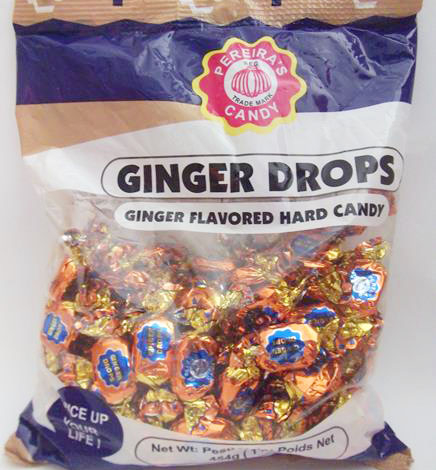 Ginger Drops