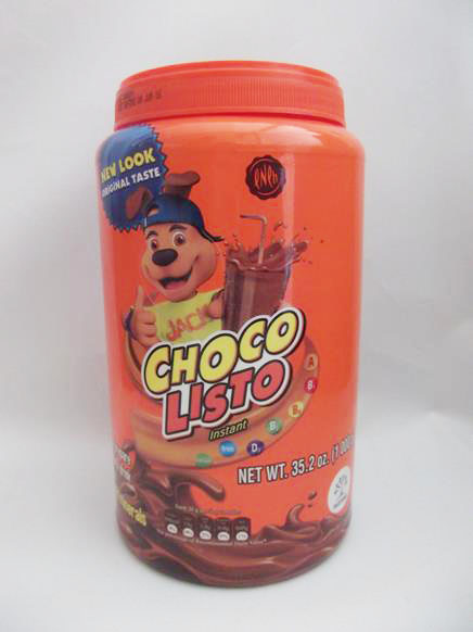 Chocolisto Chocolate Drink Mix 1000g