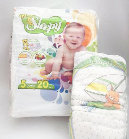 Sleepy Diapers – Junior