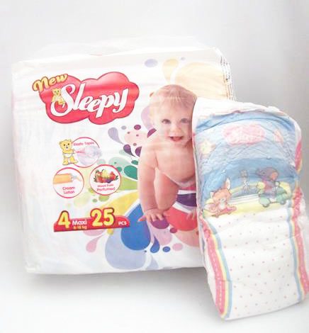 Sleepy Diapers – Maxi