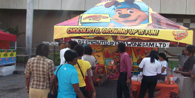 Chocolisto Health Fair