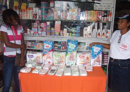 Diaper Promotions in St. Thomas
