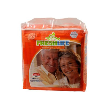 FreshLife Adult Diapers – Large