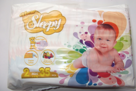 Sleepy Diapers – Mini