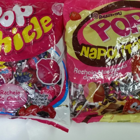 Pop Chicle/ Pop Napolitano
